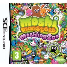 Moshi Monsters Moshling Zoo Nintendo DS