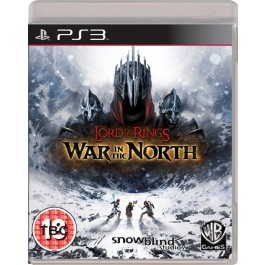 Lord of the Rings War Of The North Sony Playstation PS3