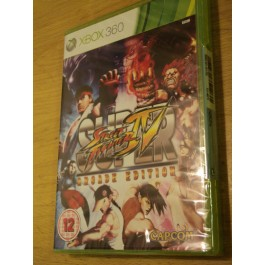 Super Street Fighter IV - Arcade Edition Xbox 360