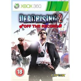 Dead Rising 2 Off The Record Xbox 360