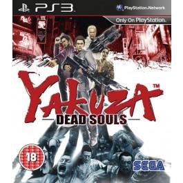 Yakuza Dead souls Sony PS3