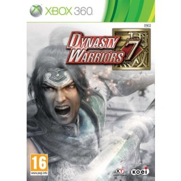 Dynasty Warriors 7 Xbox 360
