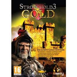 Stronghold 3 Revenge PC Castle Building