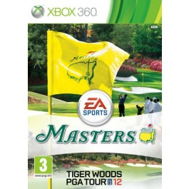 Tiger Woods PGA Tour 12: The Masters Xbox 360