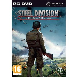 Steel Division Normandy 44 Video Game PC