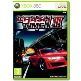 Crash Time 3 Driving Xbox 360