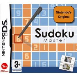 Sudoku Master Nintendo DS