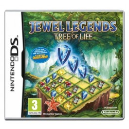 Jewel Legends Tree of Life Nintendo DS