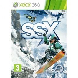 SSX Snowboarding Xbox 360