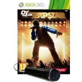 Def Jam Rapstar with Microphone Xbox 360