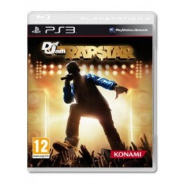 Def Jam Rapstar  only (Playstation 3)