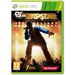 Def Jam Rapstar  only Xbox 360
