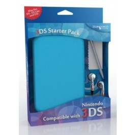 3DS Starter Pack - Blue Nintendo 3DS