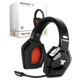 Mad Catz Tritton Warhead 7.1 Wireless Headset For Xbox 360