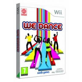 We Dance Dancing Nintendo Wii