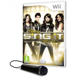 Disney Sing It : Party Hits plus Microphone Nintendo Wii