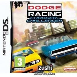 Dodge Racer Charger VS Challenger Nintendo DS
