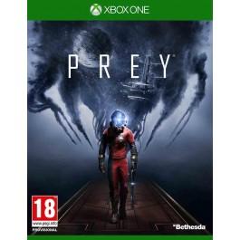 Prey Xbox One Video Game with Cosmonaut Shotgun Pre-Order DLC
