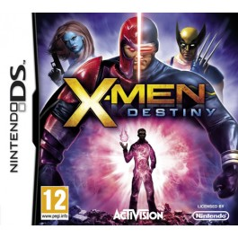 X-Men Destiny Nintendo DS
