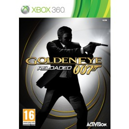 Goldeneye 007 Reloaded James Bond Xbox 360