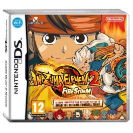 Inazuma Eleven 2 Firestorm Nintendo DS