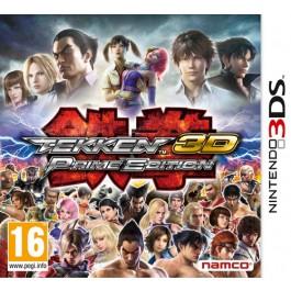Tekken 3D Prime Edition Nintendo 3DS