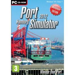Hamburg Port Simulator 2012 PC CD