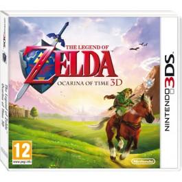 The Legend of Zelda Ocarina of Time 3D Nintendo 3DS