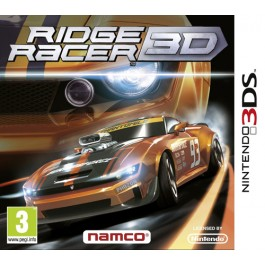 Ridge Racer 3D Nintendo 3DS