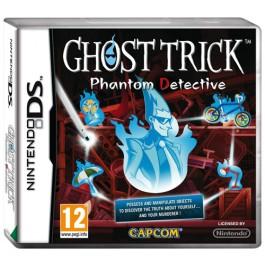 Ghost Trick Phantom Detective Nintendo DS