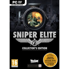 Sniper Elite V2 Collectors Edition PC