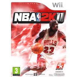 NBA 2K11 Basketball 2011 Nintendo Wii