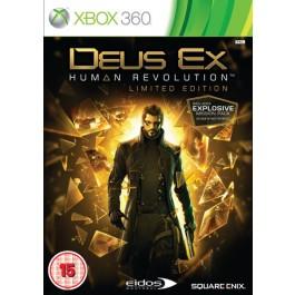 Deus Ex Human Revolution Limited Edition Xbox 360
