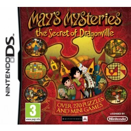 Mays Mysteries The Secret of Dragonville Nintendo DS