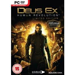 Deus Ex Human Revolution Limited Edition PC