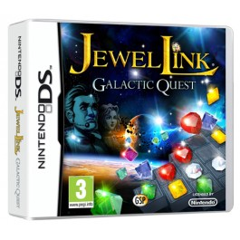 Jewel Link Galactic Quest Nintendo DS