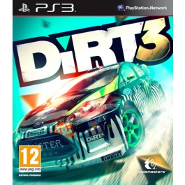 Dirt 3 PlayStation 3 PS3