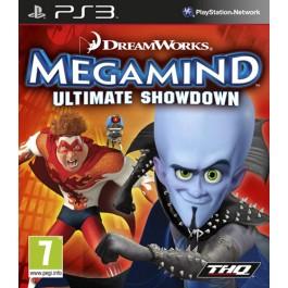 Dreamworks Megamind: Ultimate Showdown PS3