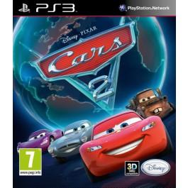 Cars 2 PlayStation 3 PS3