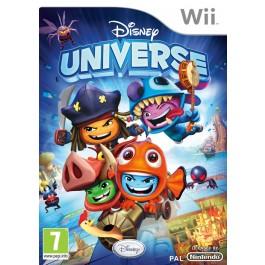 Disney Universe Nintendo Wii