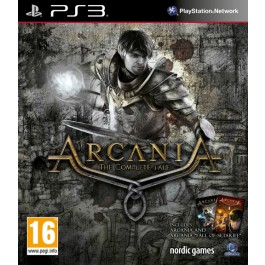 Arcania The Complete Tale Sony PS3