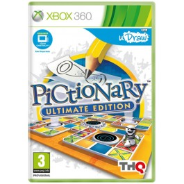 Pictionary Ultimate Edition uDraw Xbox 360