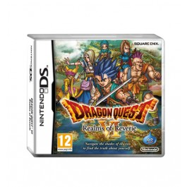 Dragon Quest VI Realms of Reverie Nintendo DS