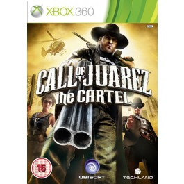 Call of Juarez - The Cartel Xbox 360