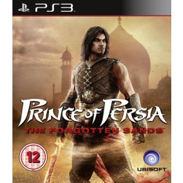 Prince of Persia The Forgotten Sands PlayStation 3 PS3