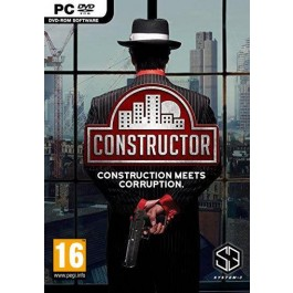 Constructor PC CD Game