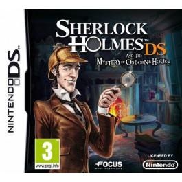 Sherlock Holmes and the Mystery of Osborne House Nintendo DS - EU Version (Danish)
