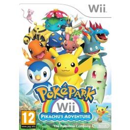 Pokepark Wii Pikachus Adventure Wii