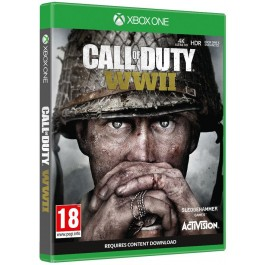 Call Of Duty WWII - COD WW2 Video Game Xbox One