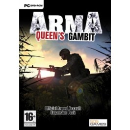 ArmA Queens Gambit Add On PC